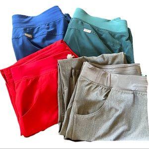 FIGS Technical Collection Kade Cargo Scrub Pants